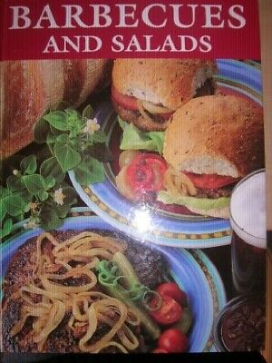 BARBEQUES AND SALADS., Very Good Books