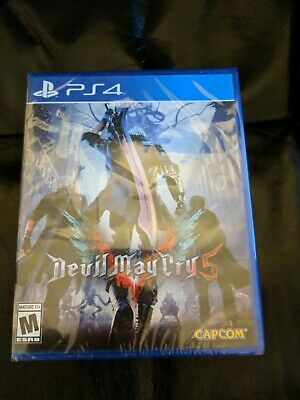 devil may cry 5 deluxe edition gamestop