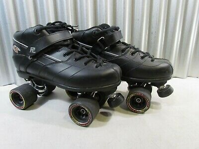 GT 50 Quad Skates By Rock Skates Mens Size 12 EXCELLEN Condition SURE GRIP ABEC