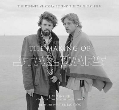 NEW The Making of Star Wars By J. W. Rinzler Hardcover Free Shipping