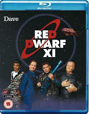 Red Dwarf - Series XI [Blu-ray] [2016], DVD, New, FREE & Fast Delivery