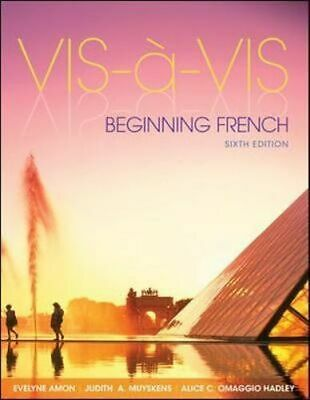 NEW Vis-A-Vis By Amon Hardcover Free Shipping
