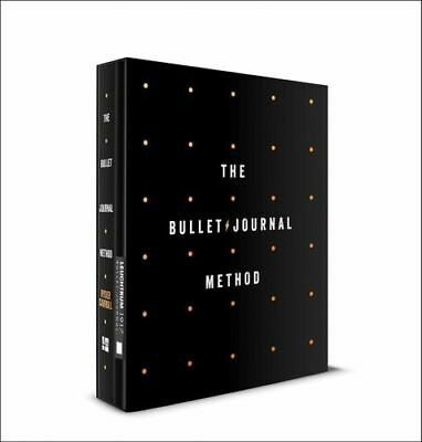 NEW The Bullet Journal Method Box Set By Ryder Carroll Hardcover Free Shipping