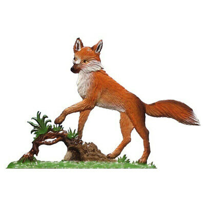 Fox, made of pewter - Wilhelm Schweizer -