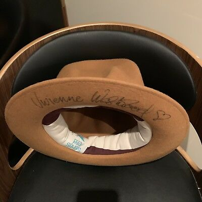 Vivienne Westwood Signed Buffalo Mountain Hat as Worn By Pharell Williams - RARE