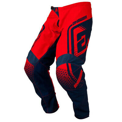 Answer Syncron Drift Bright Red Midnight Pants