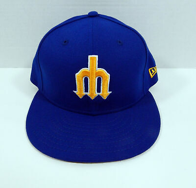 3495142bd07 2018 SEATTLE MARINERS Marco Gonzales  32 Game Used Blue 1979 Jersey ...