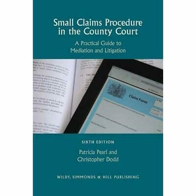 Small Claims Procedure in the County Court: A Practical - Paperback NEW Patricia