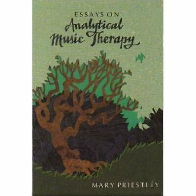 Essays on Analytical Music Therapy - Paperback NEW Priestley, Mary 1994-07-30