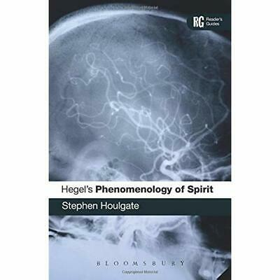 Hegel's 'Phenomenology of Spirit': A Reader's Guide (Re - Paperback NEW Houlgate
