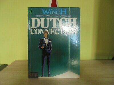 EO Largo Winch n° 6 Dutch connection de 1995