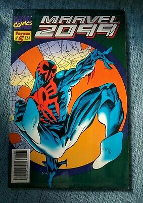 Marvel 2099 Nº 5 Forum: Spider-Man, Ravage, Doom, Punisher