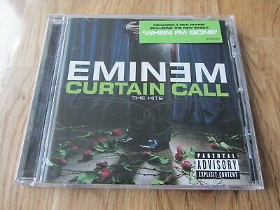 EMINEM - CURTAIN CALL The Hits : CD ALBUM !!!