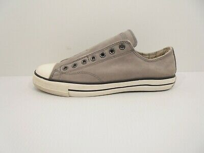 Converse by John Varvatos Ct Vintage Slip Shale Grey 150183c US Mens 6