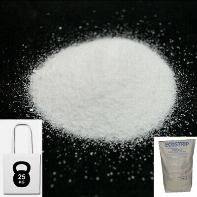 """""""ECOSTRIP"""" SODIUM BICARBONATE 25KG  For Household Cleaning - Unblocking Sinks..."""
