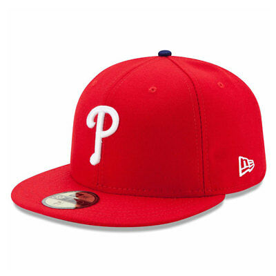 Philadelphia Phillies 59FIFTY MLB New Era Fitted Cap - size 7 1/4