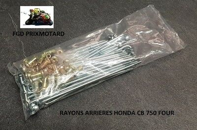 Honda Cb 750 Four Rayons Arriere