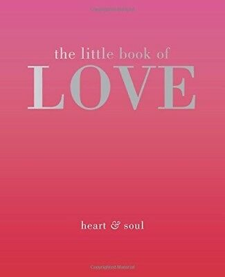 The Little Book of Love (The Little Books), Very Good Books