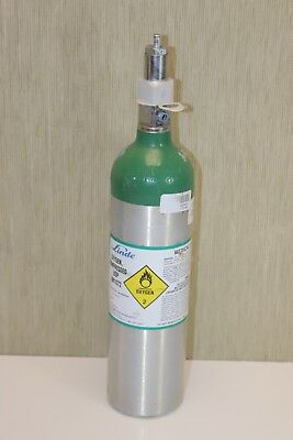 Used M6 Oxygen Tank Cylinder portable high pressure air rifle guns refilling