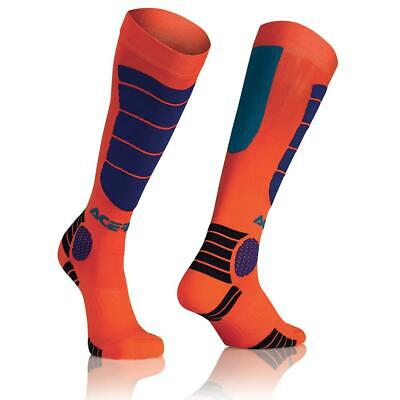 Acerbis 0021909.204 boy's socks motocross MX IMPACT KID CA