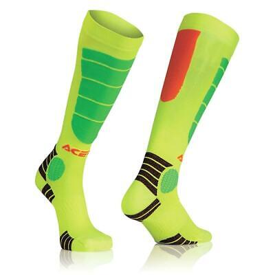 Acerbis 0021909.206 boy's socks motocross MX IMPACT KID CA