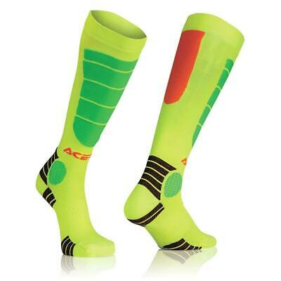 Acerbis 0021909.206 boy's socks motocross MX IMPACT KID US