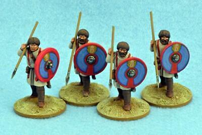 Gripping Beast Late Romans Late Roman Unarmored Infantry - Standing Pack MINT