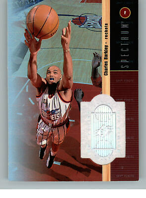 1998-99 Upper Deck SPX Finite Spectrum #27 Charles Barkley 262/350