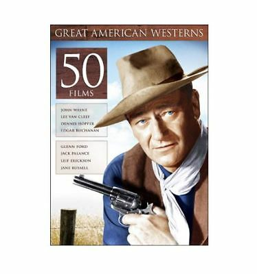 50 Film Great American Westerns: John Wayne