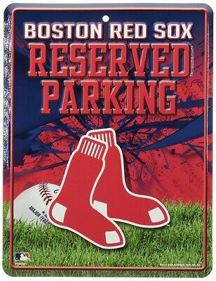 Rico Industries Inc Boston Red Sox Premium Brown Leather Money Clip Front Pocket Wallet Embossed Baseball