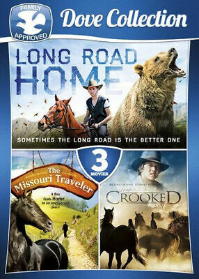 3-Movie Family Dove Collection: Volume 2 DVD Mary Elizabeth Winstead