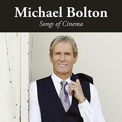 Songs Of Cinema, Michael Bolton, Audio CD, New, FREE