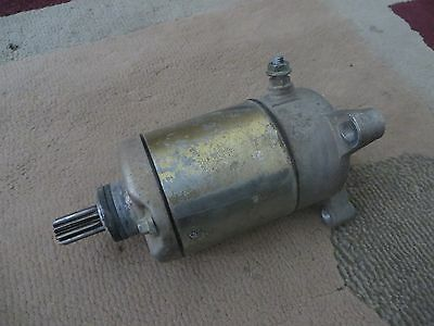 STARTER MOTOR POLARIS Sportsman 500 HO EFI 325 335 400 500 2008 for  parts/repair