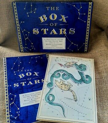 Box of Stars Practical Guide to the Night Sky Myths & Legends, Catherine Tennant