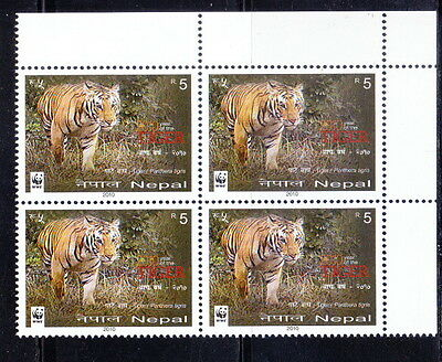 Shows Tiger Qualified Nepal 2p 1975 Stamp See Scan