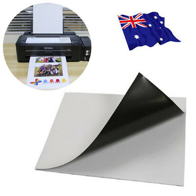 A4  Magnetic Magnet Sheets Thickness Crafts Material  J6