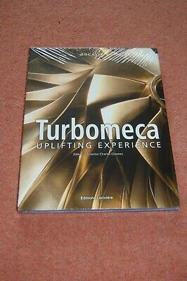 """""""TURBOMECA"""" - Uplifting Experience - By Charles Claveau - (NEW & Shrink wrapped)"""