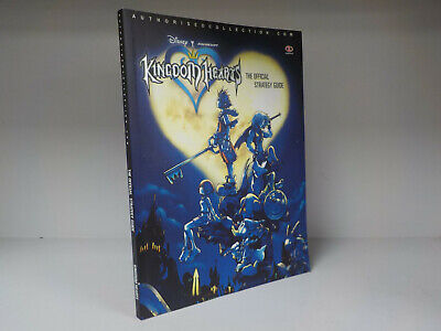 Kingdom Hearts - VIDEO GAME STRATEGY GUIDE (ID:759)