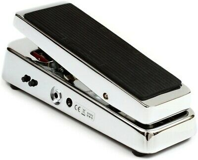 NEW Dunlop Cry Baby Multi-Wah Effects Pedal, CHROME - #535Q-C