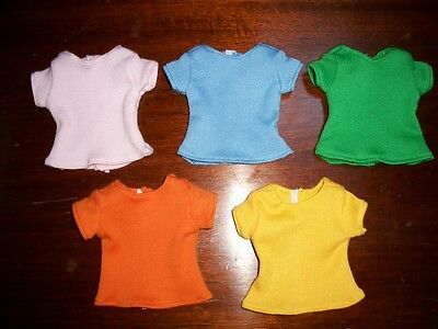 Color Choice Tank Top T-Shirt for WELLIE WISHER Handmade SNAP CLOSURE