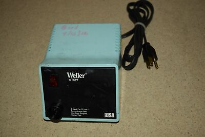Weller Pu120T Soldering Station Power Unit (Fh1)