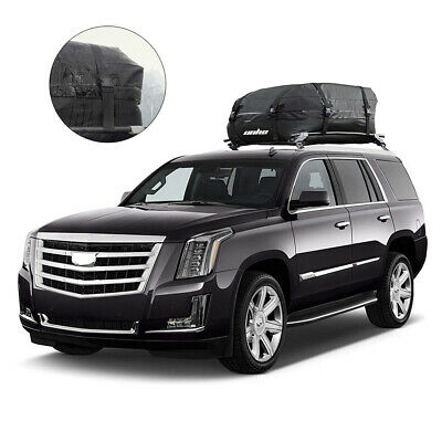 Cargo Box For Suv >> Car Van Suv Roof Top Cargo Rack Carrier Soft Sided