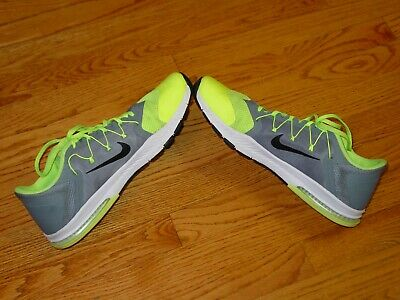 9d0d3c63521d Mens 13 Nike Air Zoom Complete Running Athletic Shoes Green Gray 882119