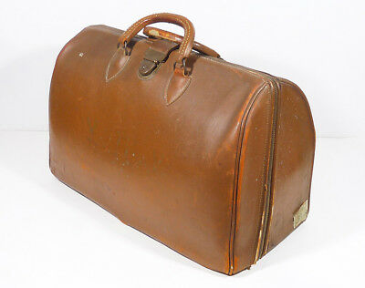 Vintage Hinson Leather Camera Case Bag Luggage for Large Format 4x5 Field Camera