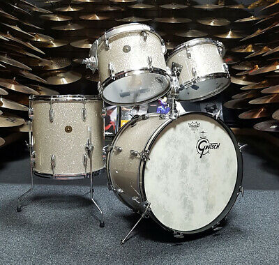 Gretsch 1960's Round Badge Drum Kit USED! RKGDH190319