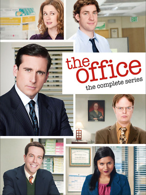 The Office: The Complete Series (DVD, 38-Disc Set) Free Shipping Brand New