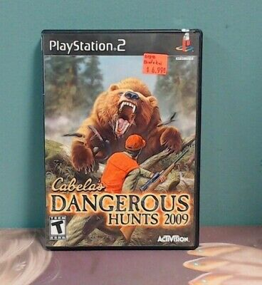 Cabela's Dangerous Hunts 2009 (Playstation 2)