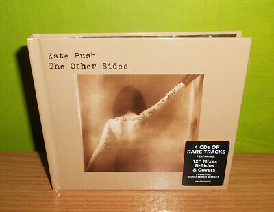 Kate Bush - The Other Sides (4 CD set) as new, only played once - Remastered