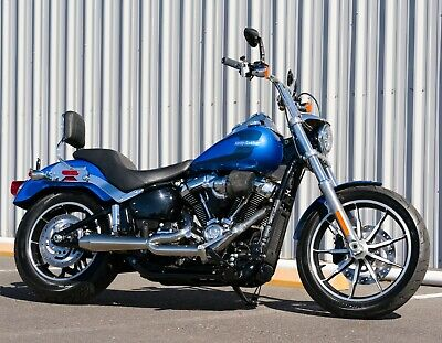 2018 Harley-Davidson Softail  2018 Harley Davidson Softail Low Rider FXLR Only 2,345 Miles MINT CONDITION!