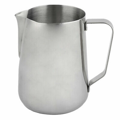 Household Kitchen Stainless Steel Coffee Latte Mocha Espresso Container Pot 1.5L